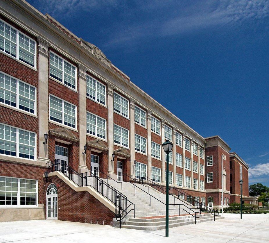 Middle School: Blair Middle School