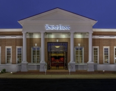 TowneBank Night Exterior