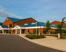 Currituck Family YMCA_Front of Building Shot