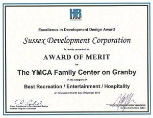 sussex awards recognition sussex development
